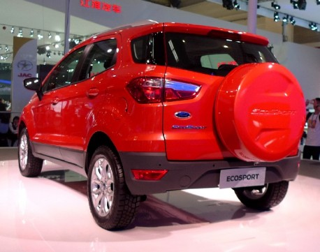 Production version Ford Ecosport