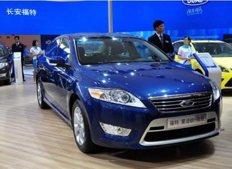 Ford China