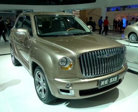 Geely Englon SX6
