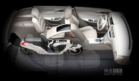 Geely McCar concept