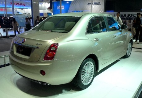 Geely Englon SC7-RS