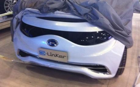 Guangzhou Auto E-Linker EV
