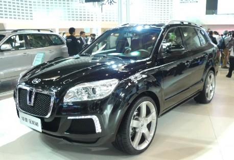 Hawtai Baolige Luxury Series