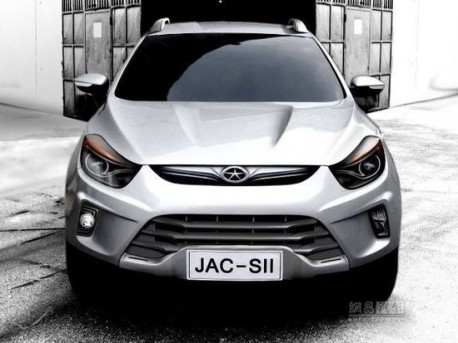 JAC SII SUV