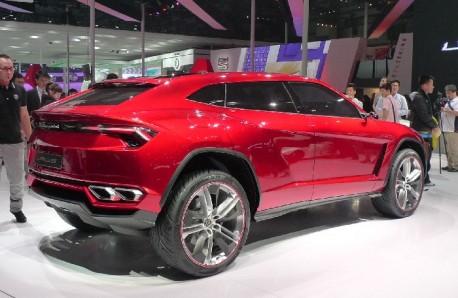 Lamborghini Urus Suv Debuts At The Beijing Auto Show Carnewschina Com