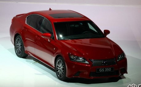 New Lexus GS