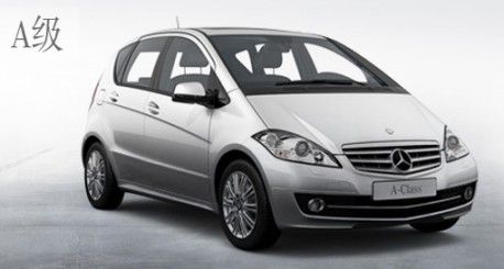 Mercedes-Benz China recall