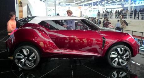 MG Icon SUV