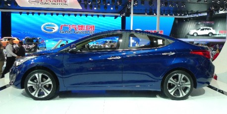 Hyundai Elantra China