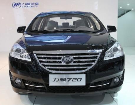New Lifan 720