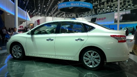 New Nissan Sylphy