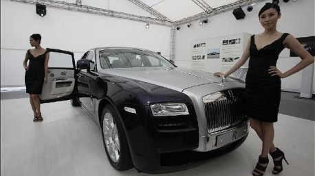 Rolls-Royce China