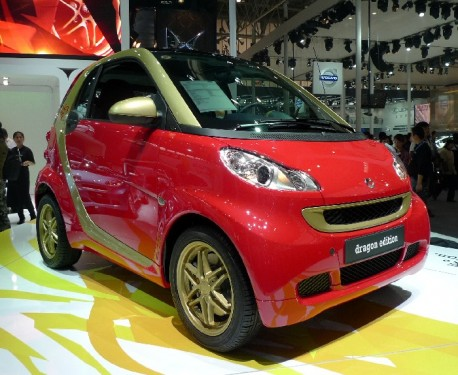 Smart Fortwo Dragon Edition