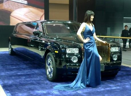 Rolls Royce Phantom 10 Meters