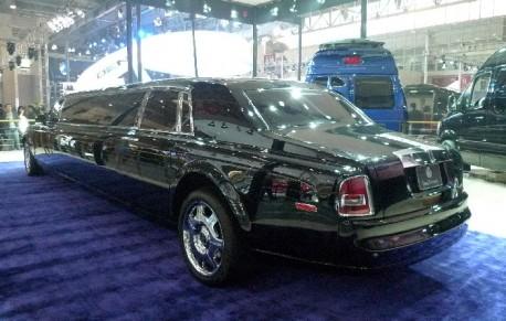 Rolls-Royce Phantom 10 meters