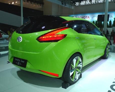 Toyota Dear concept
