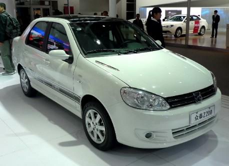 Zotye Z200