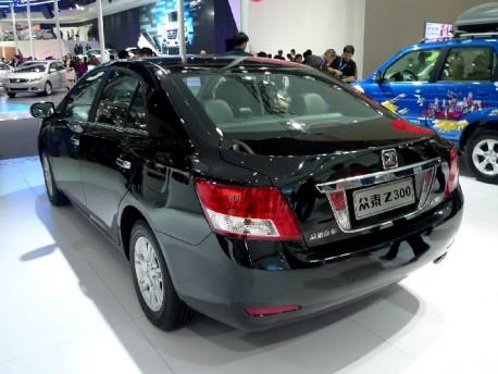 Zotye Z300 Hits The China Car Market China
