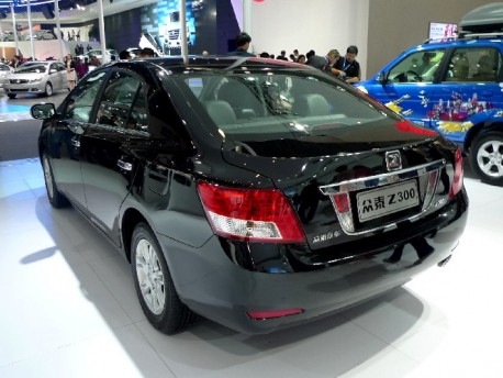 Zotye Z300 sedan China