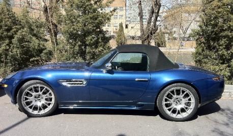 BMW Z8 China