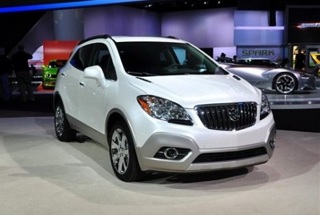Buick Encore China