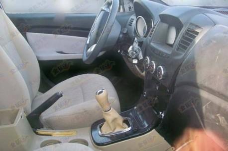 Chery Cowin SUV
