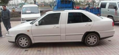 Chery Fengyun limousine