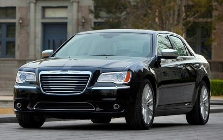 Chrysler 300C China