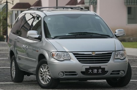 Chrysler Voyager China