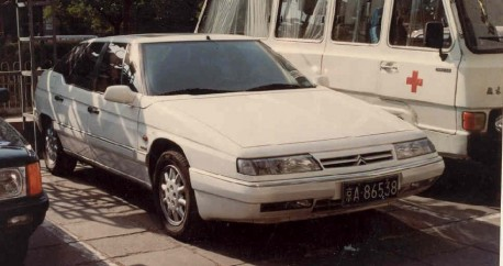 Citroen XM & Xantia China