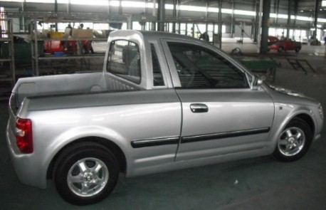 Kaiersimai TM-12 EV Sportscar