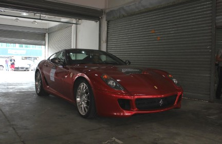 Ferrari 599 GTB China Limited Edition