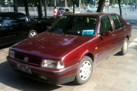 Fiat Croma China