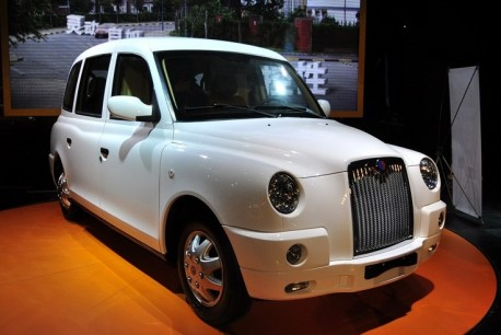 Geely TX4 London Taxi Limousine