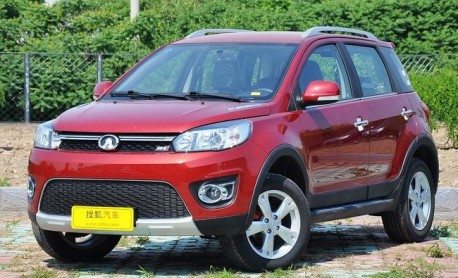 Great Wall Haval M4