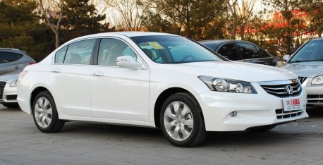 Honda Accord in China