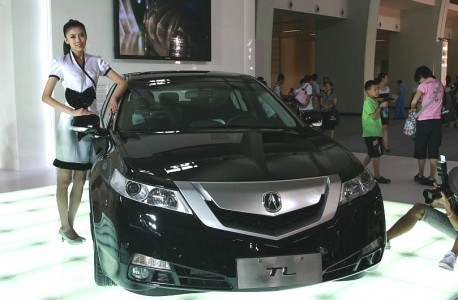 Honda Acura TL China