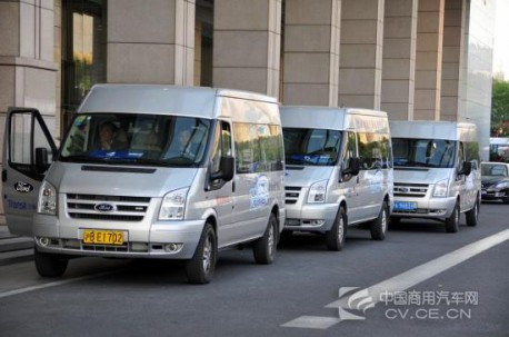 Ford Transit China