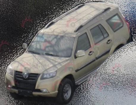 King Long hatchback & SUV