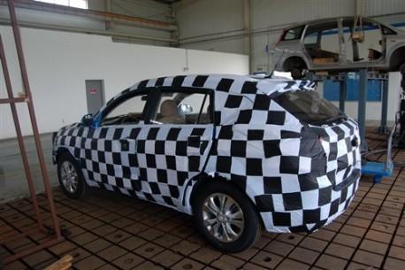 Landwind E31 SUV