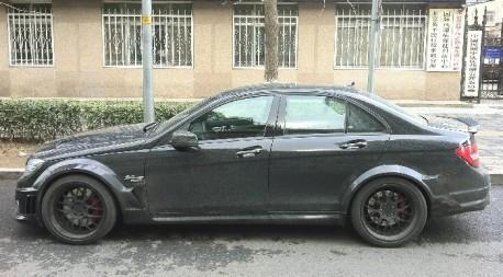 Mercedes-Benz Renntech C74