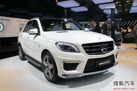 Mercedes-Benz ML63