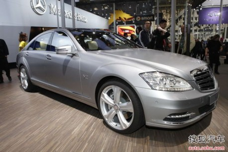 Mercedes-Benz S600L Grand Edition