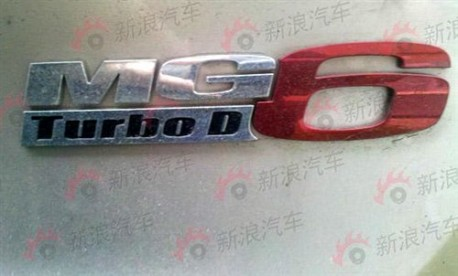 MG6 1.9 turbo diesel