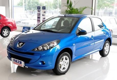 Peugeot 207 China