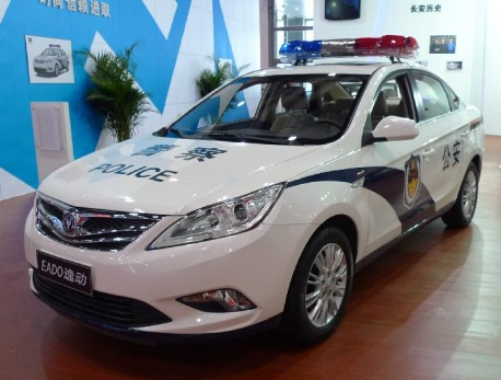 Police Cars from China