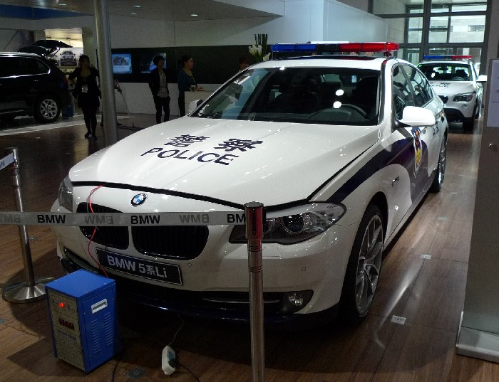 New Police Cars from China - CarNewsChina.com