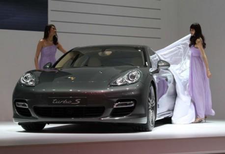 Porsche China
