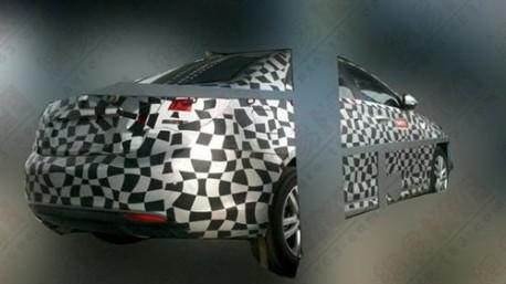 Roewe 550 hybrid