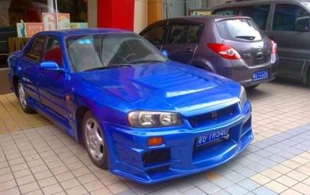 SouEast Lioncel is a Nissan GT-R